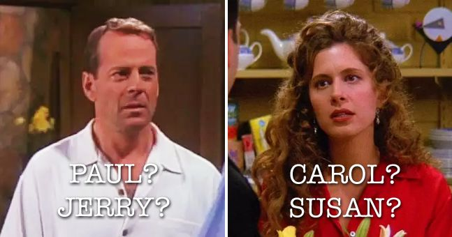 QUIZ: Can you name these secondary characters from Friends?