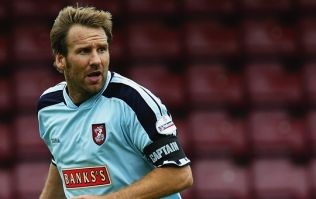 Paul Merson made his return to football but it didn't quite go to plan