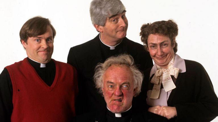Which Father Ted priest are you?