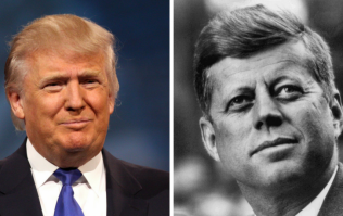 "Donald Trump to release ""long blocked and classified"" files on John F. Kennedy assassination"