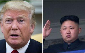 "Donald Trump responds to North Korea insult by calling Kim Jong-un ""short and fat"""