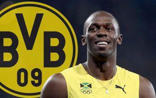 Usain Bolt set to have trial with Borussia Dortmund
