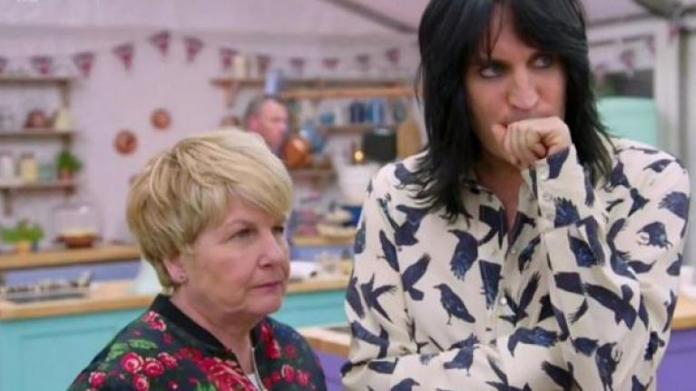 Over 50 people filed formal complaints about this GBBO moment