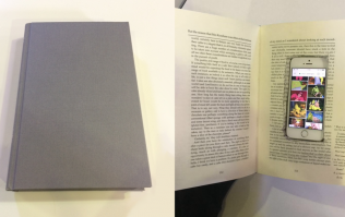 I fulfilled my childhood dream of making a secret book compartment