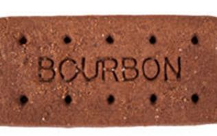 There's actually a reason for those holes in Bourbon biscuits