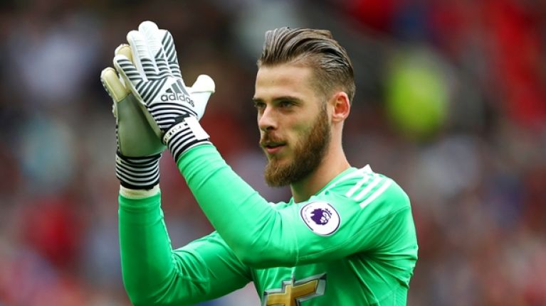 David de Gea's new haircut provokes strong reaction from Manchester United fans