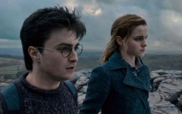 JK Rowling reveals the meaning behind famous symbol in Harry Potter