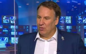 Paul Merson said something quite remarkable about the Carabao Cup