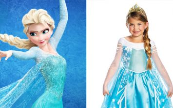 These two Disney kids costumes have been branded 'racist' and people aren't happy