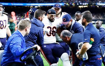 Zach Miller has emergency surgery 'in effort to save injured leg'