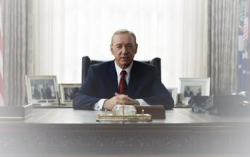 """Season 6 of House of Cards suspended """"until further notice"""" in light of Kevin Spacey allegations"""