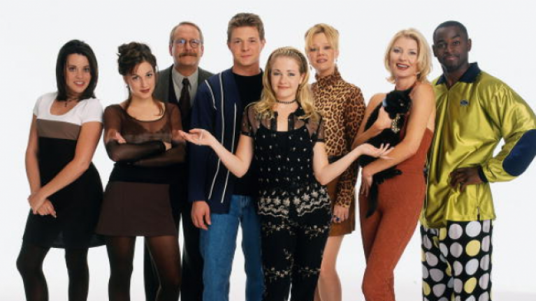 The cast of Sabrina the Teenage Witch have finally reunited after all these years
