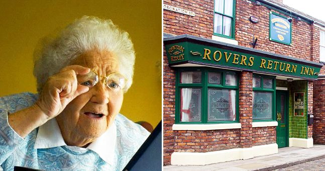 Corrie fans staggered by character's strange transformation