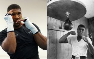 Biggest difference between Anthony Joshua and Muhammad Ali, according to Frank Warren