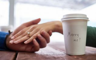 This is why engagement rings are worn on your left hand