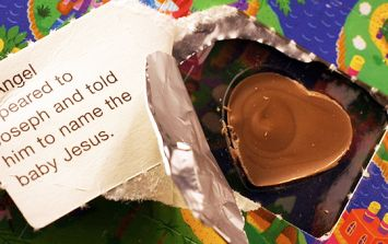 This is why the chocolate in your advent calendar tastes so different