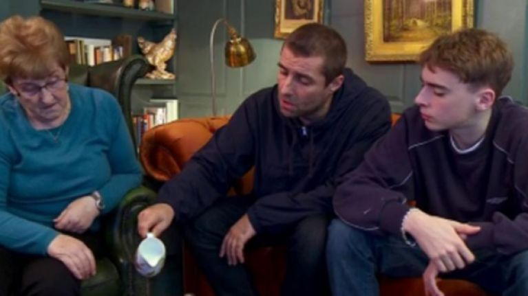 Viewers loved the fun fact that Liam Gallagher revealed about himself on Gogglebox