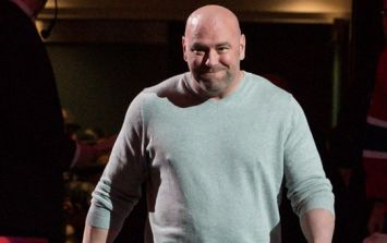 Dana White reveals who's up next for Georges St-Pierre