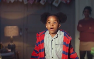 We have the first look at this year's John Lewis Christmas advert