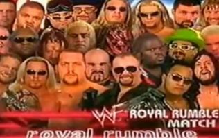 Only proper wrestling nerds will get 100 per cent in this Royal Rumble quiz