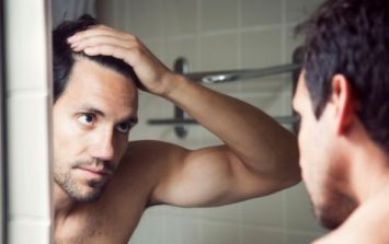 Noticed yourself losing more hair recently? Well, there's no reason to panic