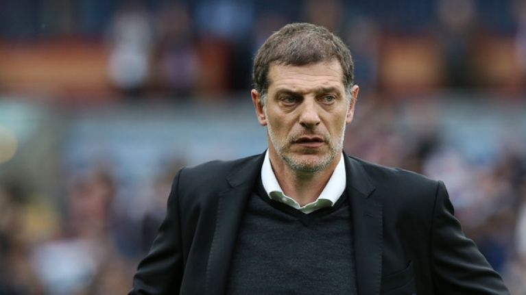 """Slaven Bilic """"phoned the West Ham players"""" after he was sacked"""