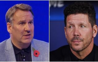 Paul Merson reaches peak Paul Merson with Diego Simeone to Everton comments