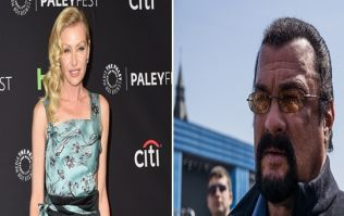"Portia de Rossi claims Steven Seagal ""unzipped his leather pants"" in front of her during audition"