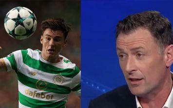 Chris Sutton makes big Kieran Tierney claim as Celtic youngster captains Scotland