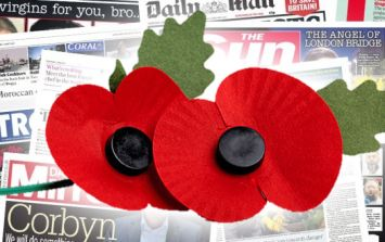 POPPYWATCH: We rate the national newspapers for their #respect
