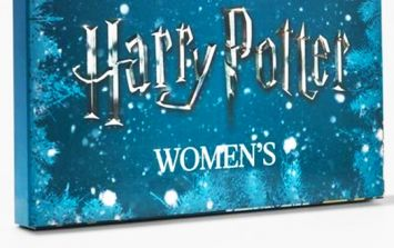 This Harry Potter advent calendar is perfect...for the woman in your life