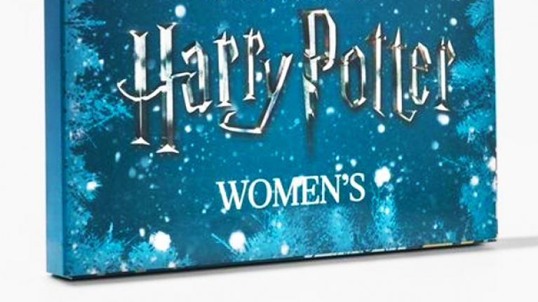 Harry Potter Advent Calendar.This Harry Potter Advent Calendar Is Perfect For The Woman In Your
