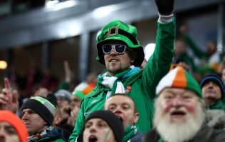 Copenhagen police say that the Ireland fans are welcome back anytime