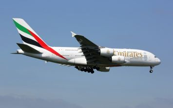 Emirates' new first-class cabins are like private hotel rooms in the sky