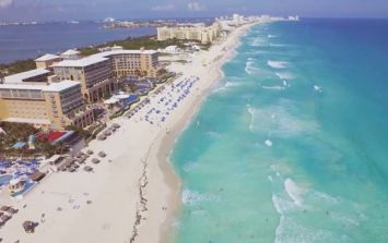 The beach paradise of Cancun will pay someone £45,000 to live in luxury hotels for six months