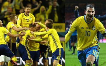 Sweden qualify for the World Cup... thoughts immediately turn to Zlatan Ibrahimovic