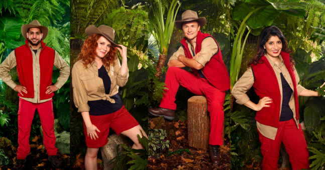 Predicting who's going to win I'm A Celeb 2017 based solely on their promo photographs