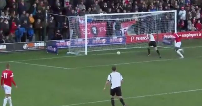 Jamie Carragher throws Shay Given under the bus after criticism of defending in charity game