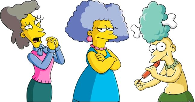 How many of these characters from The Simpsons can you name? | JOE.co.uk