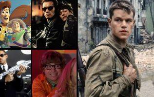QUIZ: Identify 99 movies from the '90s by a single image