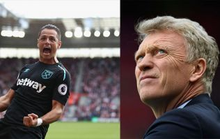Javier Hernandez responds to claims he's asked to leave West Ham