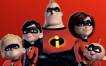 Jack-Jack shows off his new powers in our first look at The Incredibles 2