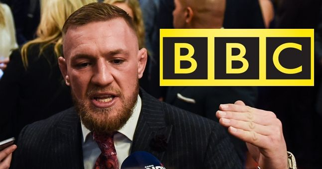 BBC show asks why Conor McGregor was not arrested at Bellator Dublin