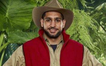 Amir Khan to earn ten times more from I'm a Celeb than some of his campmates