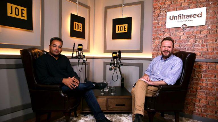 Unfiltered with James O'Brien | Episode 8: Krishnan Guru-Murthy