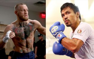 Manny Pacquiao's Instagram post hints at 'real boxing match' with Conor McGregor