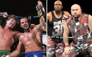 Name these 20 wrestling tag teams from the past