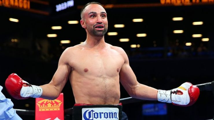 Paulie Malignaggi responds to reports of Conor McGregor fight in April