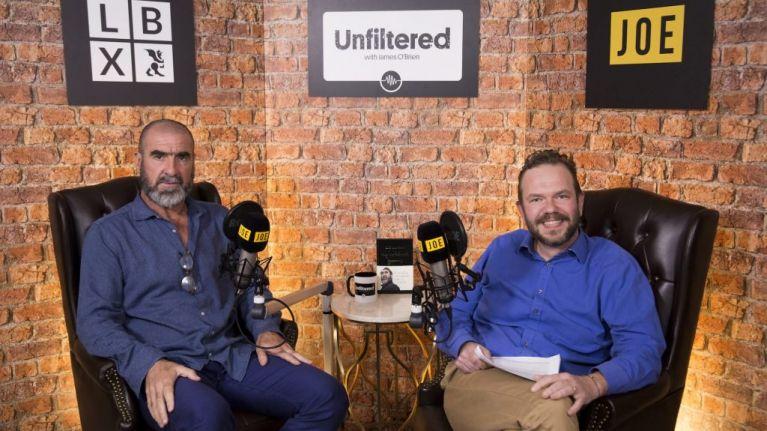 Unfiltered with James O'Brien | Episode 9: Eric Cantona