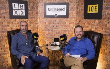 Unfiltered with James O'Brien | Episode 9: Eric Cantona